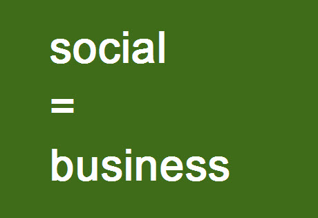 When Social means Business …