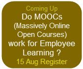 MOOCs for Employee Excellence - Learning Cafe