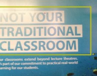 Re-imaging Instructor Led Classroom Learning – Flipping and Storytelling